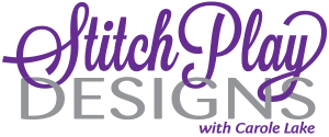 StitchPlay Designs Logo