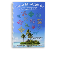 Desert Island Stitches Vol 1